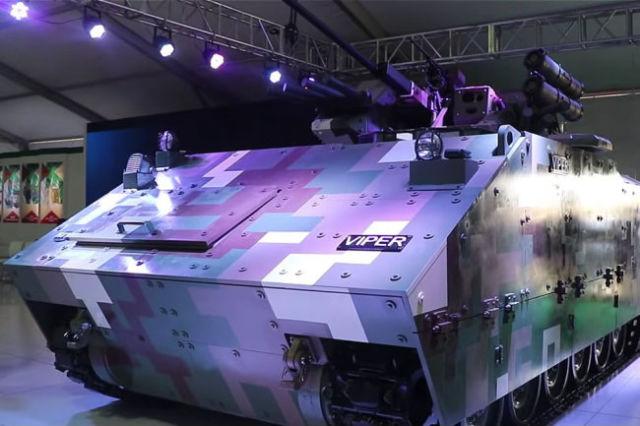 Promising Pakistani BMP Viper
