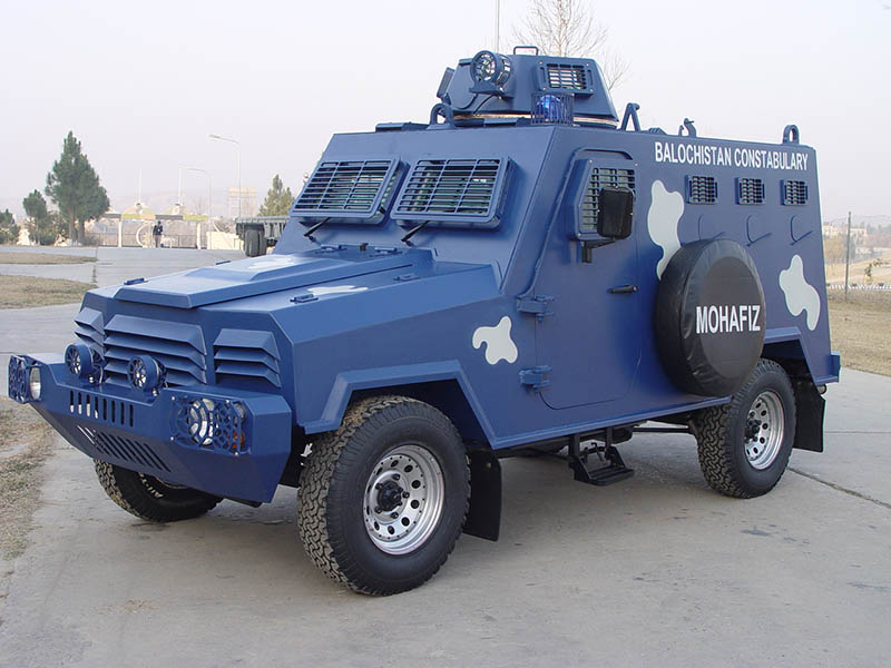 "Armored car ""Mohafiz"""