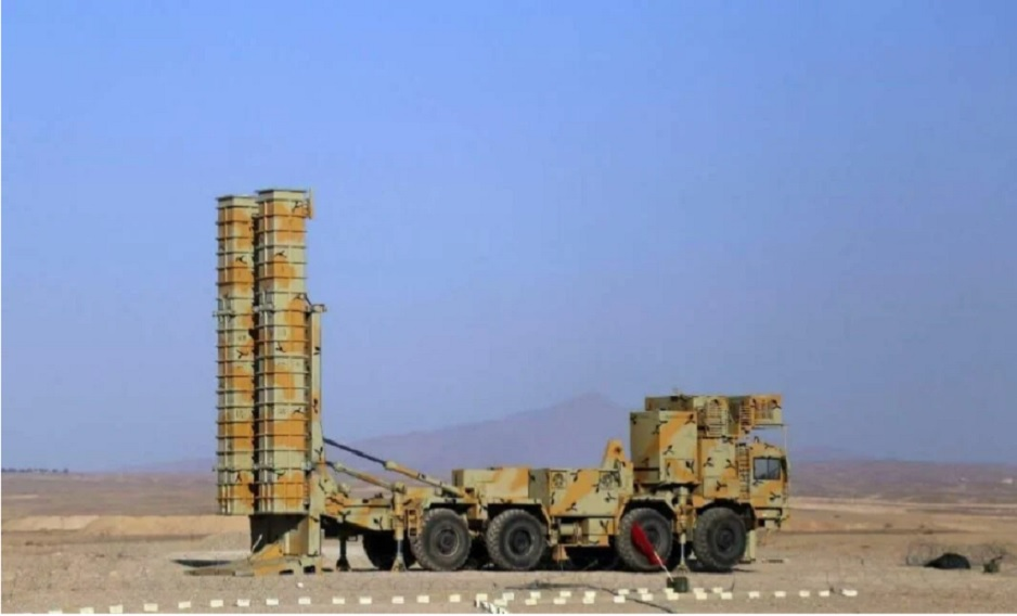 «На уровне C-400». Иран продемонстрировал комплекс ПВО «Бавар-373»