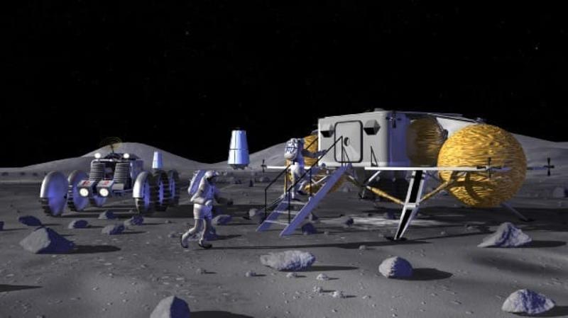 Основной фактор колонизации Луны и Марса