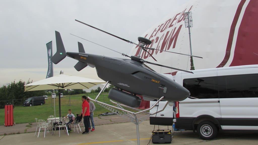 СВЧ-радиолокаторы для БПЛА и вертолётов
