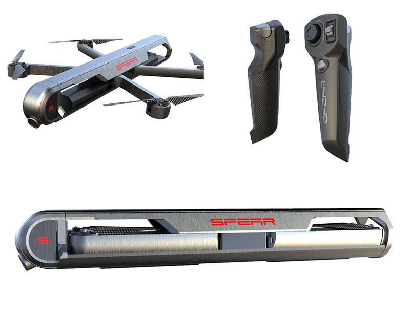 UAV kit Ninox 40